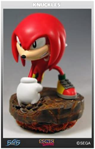 Sonic the Hedgehog  Knuckles the Echnida Statue by First 4 Figure