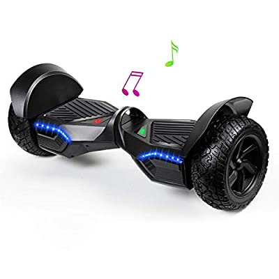 "JOLEGE Self Balancing Hoverboard, 6.5"" Hoverboards Self Balancing Scooter for Kids Adults - UL2272 Certified"