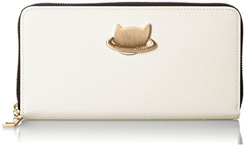 [ツモリチサト] 財布 ねこプラネット 57988 ホワイト