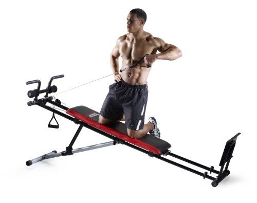 Product Image 7: Weider Ultimate Body Works Black/Red, Standard