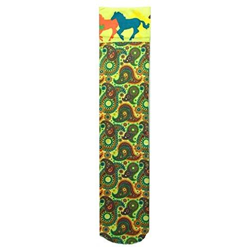 Intrepid Socken mit Pferden, Motiv