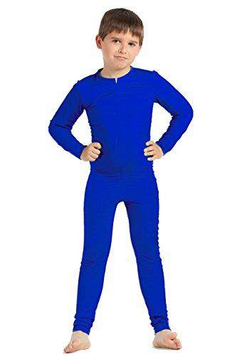 Mono color Azul Spandex 10-12