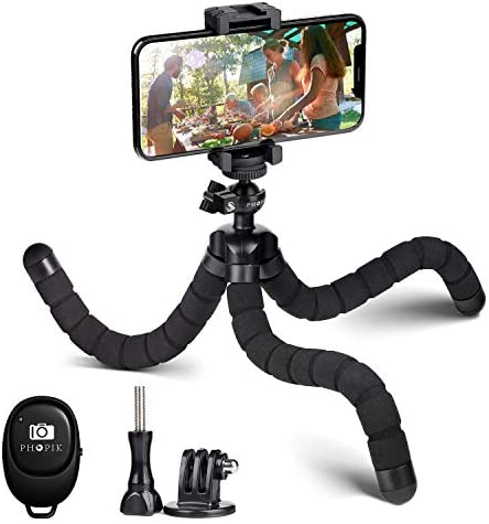 Top 10 Best tripod for iphone x Reviews
