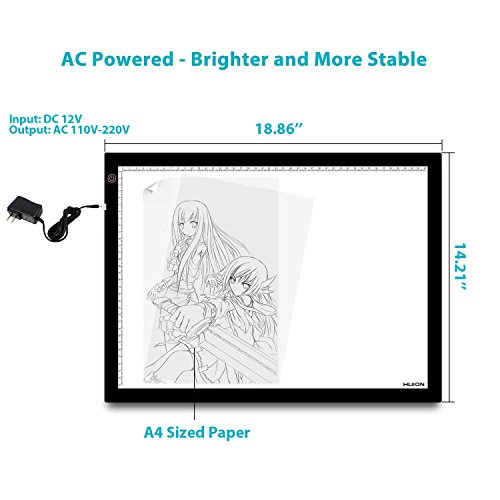 Huion 23.5 Inch Tracing Light Box