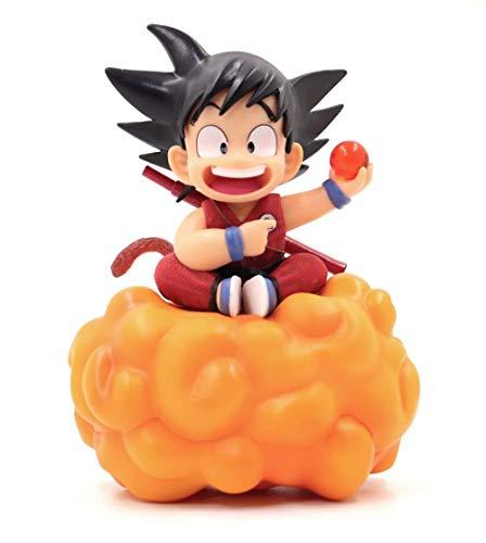 CXNY Dragon Ball The Super Warriors Special Figure-Ultra Instinct Goku, 18 cm-Goku Red