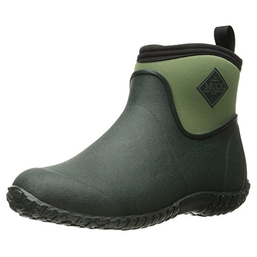 Muck Boots Damen Women's Muckster Ii Ankle Gummistiefel, Grün (Green), 37 EU