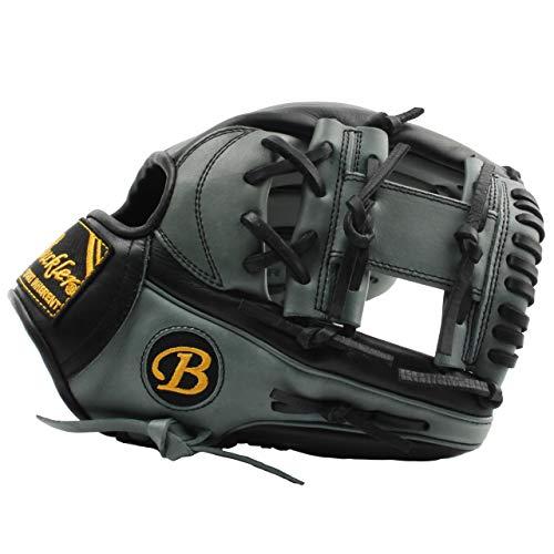 """BUCKLER 'Core' Series - KIP Leather Baseball Gloves - Infield - 11.5"""" - RHT"""