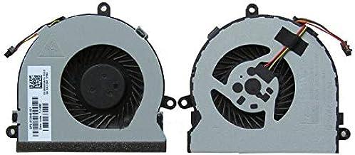 3CTOP Ventilador de refrigeración para Ordenador portátil HP 925012-001 4-Pin DC5V P/N 925012-001: Amazon.es: Informática