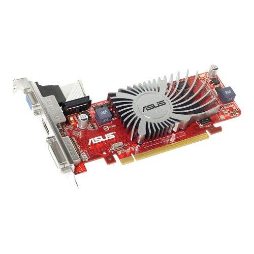 ASUS EAH5450 SILENT/DI/1GD3(LP) - Tarjeta gráfica de 1 GB DDR3 (AMD Radeon HD 5450, PCI Express 2.1, 900 MHz, HDMI)
