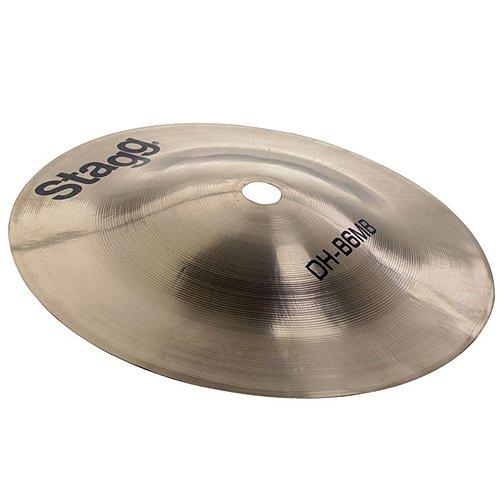 Stagg 25019747 DH-B6MB Medium Brillant DH Bell Cymbal 15,24 cm (6 Zoll)