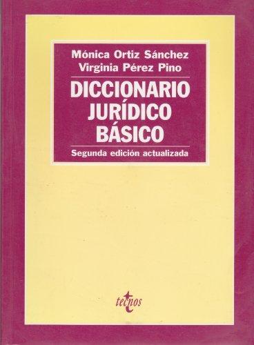 Diccionario juridico basico 2º edc 2004