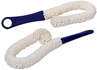 Sohapy 2 Pack Household Cleaning Tools Flexible Bottle Scourer Bottle Cleaning Brush, Flexible Bottle Scourer, Decanter Ho...
