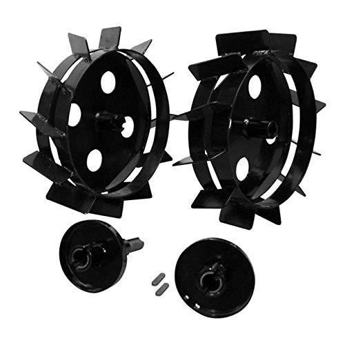 Güde Metallräder Gartentechnik Kombigeräte Benzin Anbauwerkzeug GMR 420 Satz