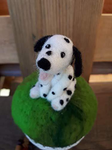 Hundeleckerli Glas, Aufbewahrung für Leckerchen, Hund, Leckerli, gefilzt, Geschenk