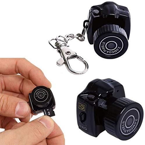Y2000 HD Mini cámara portátil para Deportes, Mini cámara al Aire Libre,...