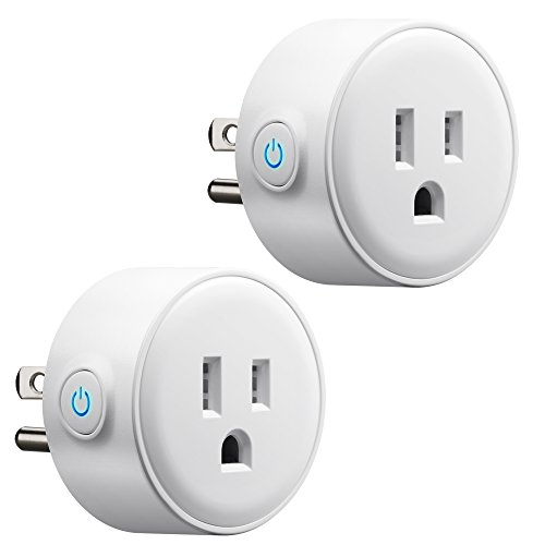 GMYLE Smart Plug Compatible with Alexa (Pack of 2)