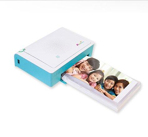 Pringo Hiti Prinhome Wireless Photo Printer (NFC) Dye Sublimation / 300dpi / iOS6.0 / Android 4.1.2...