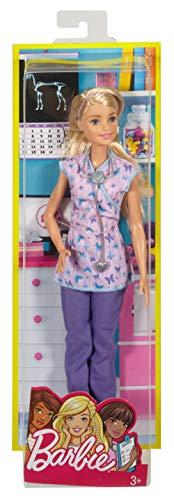 Achetez la Barbie Carrière Poupée Infirmière - 4