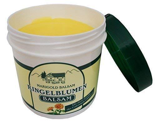 3 x 250ml Ringelblumen-Balsam vom Pullach Hof, Hautpflege Ringelblumenbalsam