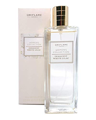 ORIFLAME Women's Collection Innocent White Lilac Eau de Toilette Für Damen 50ml