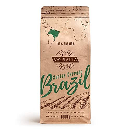 Kawa Ziarnista Vaspiatta Natural Brazil 1kg