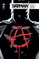 Batman detective comics, Tome 5 - Un sanctuaire solitaire d'Eddy Barrows