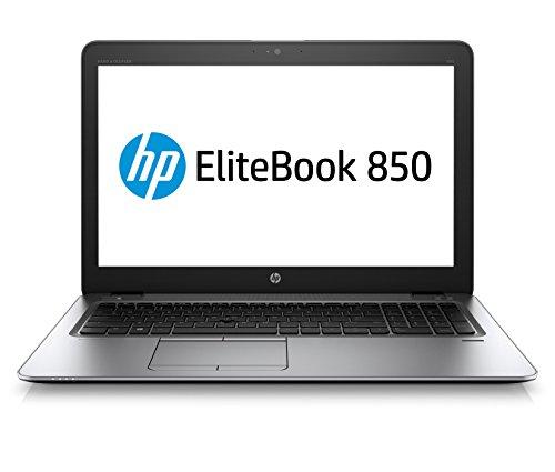 HP EliteBook 850 G4 Notebook, 15.6 pollici, Intel Core i7-7500U, 16 GB DDR4, SSD 512 GB, Scheda Grafica Intel HD 620, Argento