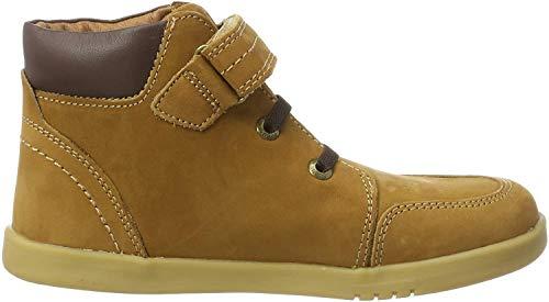 Bobux Unisex-Kinder KP Timber Desert Boots, Gelb (Mustard), 28 EU