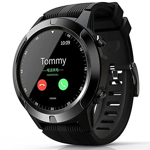 zyz TK04 Nueva Llamada Bluetooth GPS Incorporada GPS, Presión, Presión Al Aire, Ritmo Cardíaco, Monitoreo De La Presión Arterial, Clima, Reloj Deportivo Impermeable para Android iOS