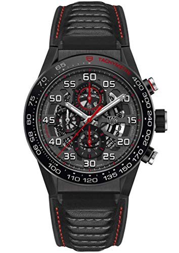 Tag Heuer Carrera Chronograph Automatic Mens Watch CAR2A1H.FT6101