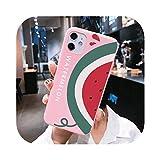 phone cover Coque Fruits pour Samsung Galaxy A50 A51 A70 A71 A40 A41 A30 A31 A20S A21 A21s A10 A81...