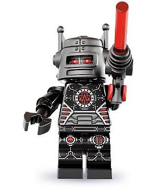 LEGO 8833 Minifigure Series 8 - Evil Robot