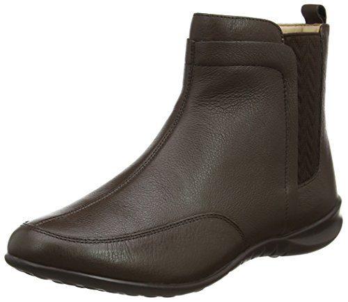 Hush Puppies Damen Lindsi Bria Chelsea Boots, Braun (Dark Brown), 39 EU