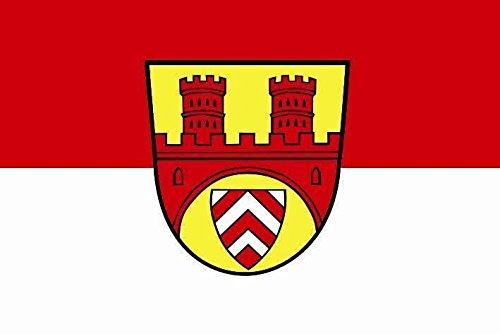 U24 Fahne Flagge Bielefeld Bootsflagge Premiumqualität 80 x 120 cm