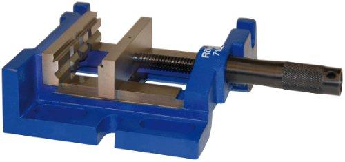 RÖHM Bohrmaschinen-Schraubstock DPV 3-W Größe 2, Backenbreite 100 mm, 1 Stück, 7182