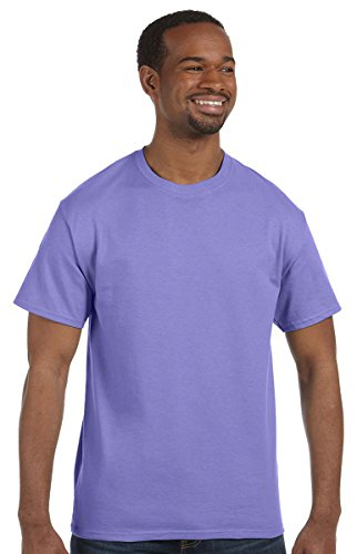 Gildan Heavy Cotton T-Shirt : Color - Military Green : Size - S