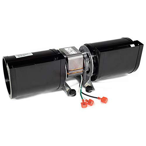 FireplaceBlowersOnline GFK-160 Fireplace Replacement Blower for Heat N Glo, Hearth and Home, Quadra Fire, GTI, Fasco, Regency, Royal, Jakel, Nordica, Rotom | Ball Bearing, Quiet, High Air Flow
