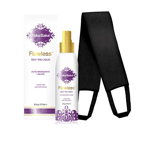 Fake Bake Flawless with Fake Bake Body Mate Applicator, 6 oz
