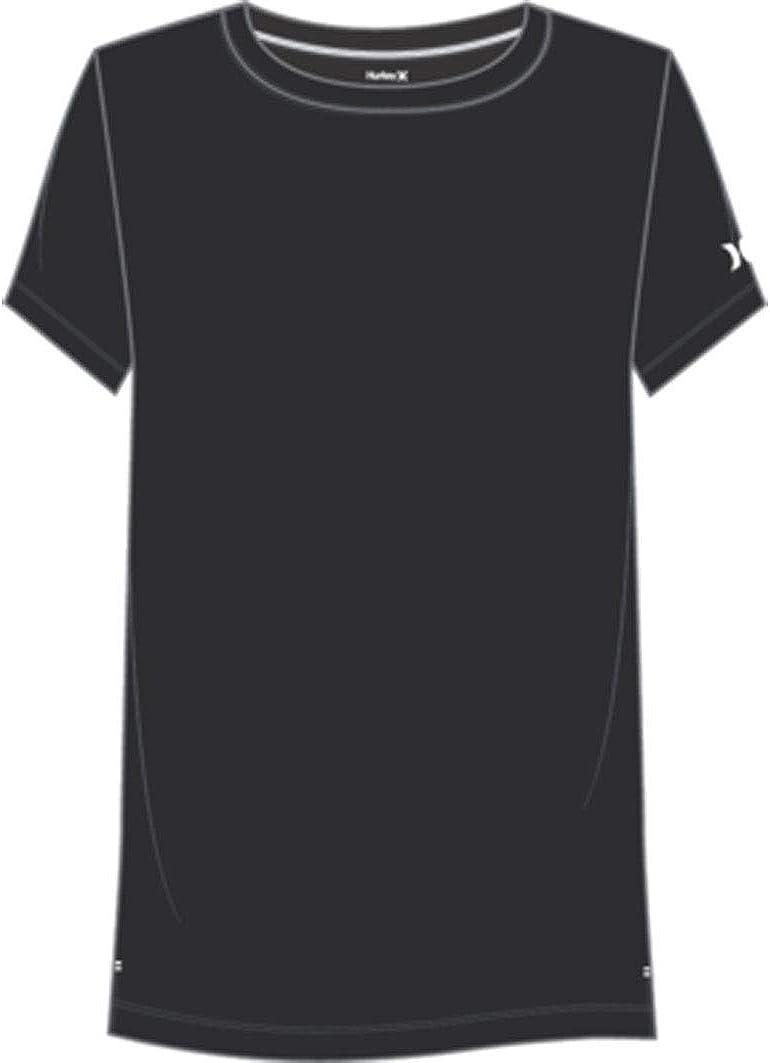 Hurley Women's Standard Quick Dry Short Sleeve Surf Sun Shirt