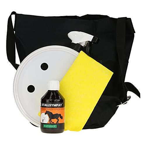 Natusat 1 Inhalator und Stallsympat 250 ml - Pferdeboxenklima