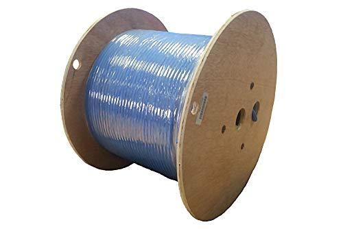 Bobina de Cable Utp Cat 6A Azul CU LSZH
