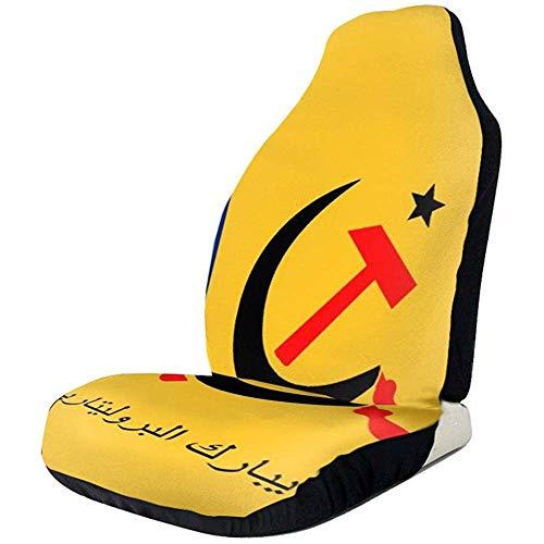 Preisvergleich Produktbild Sobre-mesa Die Flagge Von Barbados Autositzbezüge Komplettsatz Von 1,  Fahrzeugsitzschutz Fit Auto,  LKW,  Geländewagen