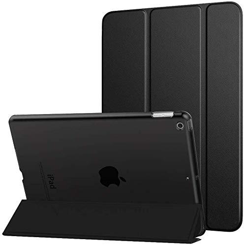 Capa Novo iPad 7a Geração 10.2″ WB Couro Premium Antichoque Preto