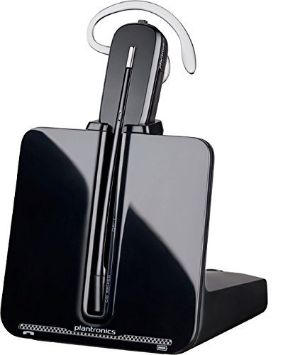 Plantronics CS540 Cisco Compatable Convertible Wireless Headset System