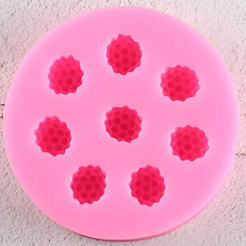 VIOYO bosbessen framboos aardbei siliconen vormen chocolade DIY cupcake topper Fondant taart decoreren gereedschap snoep Fimo klei vormen