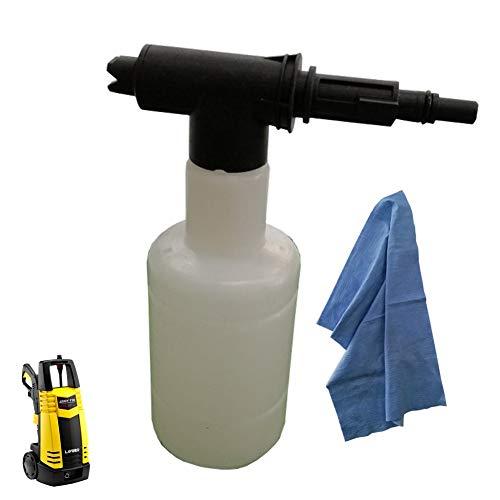 parpyon® Ersatzteile für Hochdruckreiniger Lavorwash - Fasa Schnellkupplung mit Bajonett für Hochdruckreiniger mit kaltem Wasser + gratis Profi-Tuch (Spender)