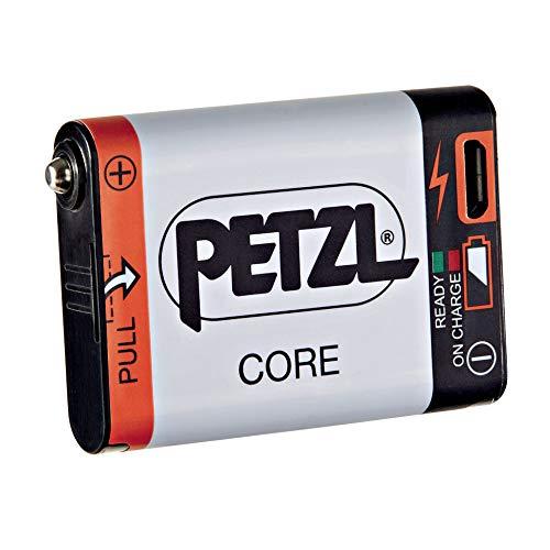 Petzl Core Batterie pour lampe frontale Mixte Adulte, Blanc, Taille Unique