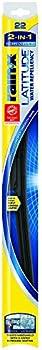 Rain-X 22 Inch Latitude 2-In-1 Water Repellency Wiper Blade