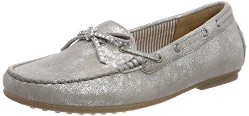 Gabor Shoes Damen Casual Slipper, Grau Grau, 39 EU