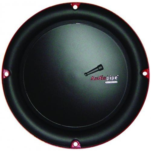 "AUDIOPIPE TS-AR6 6"" 150W Car Audio Power Subwoofer Sub TSAR6"